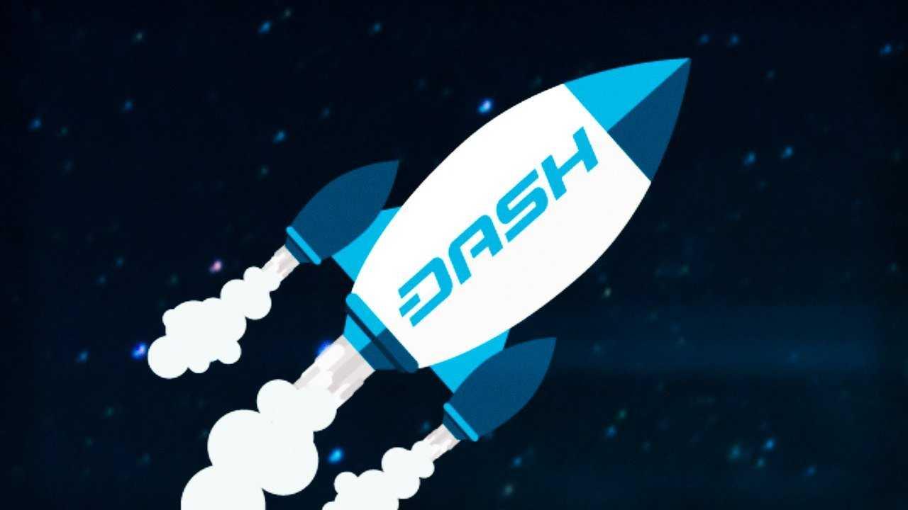 Новый исторический максимум Dash