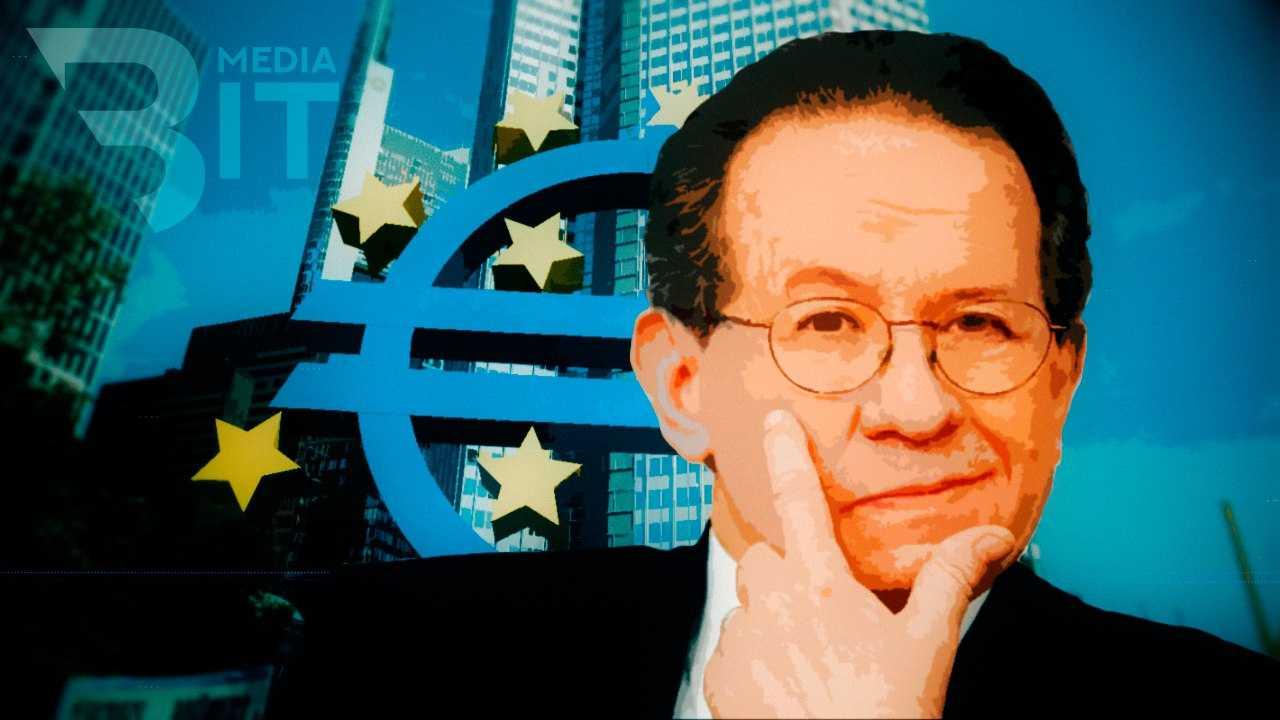 """""""Инвесторы рискуют, покупая биткоин"""", – заявил вице-президент Европейского ЦБ"""