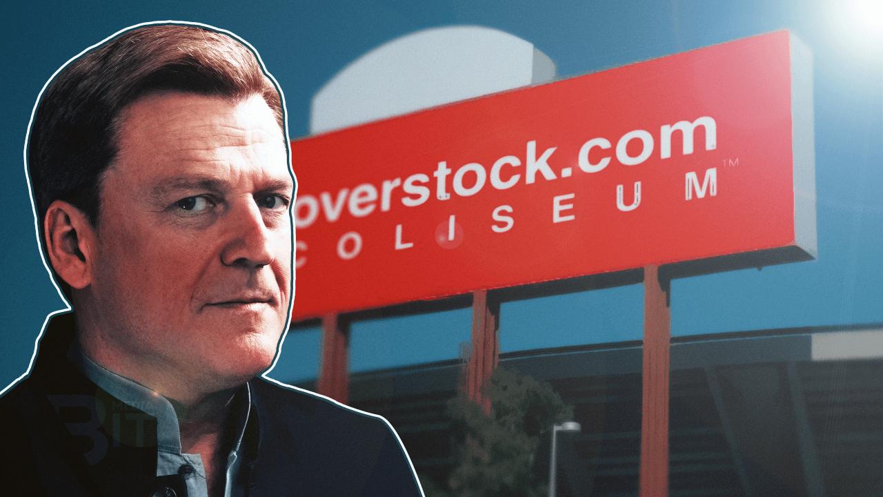 Патрик Берн планирует продать Overstock
