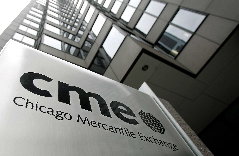 Биржа CME остановила торговлю фьючерсами на биткоин