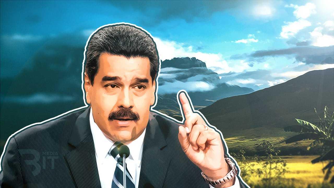 """Президент Венесуэлы взял под контроль создание криптовалюты """"petro"""", подкрепленной нефтью"""
