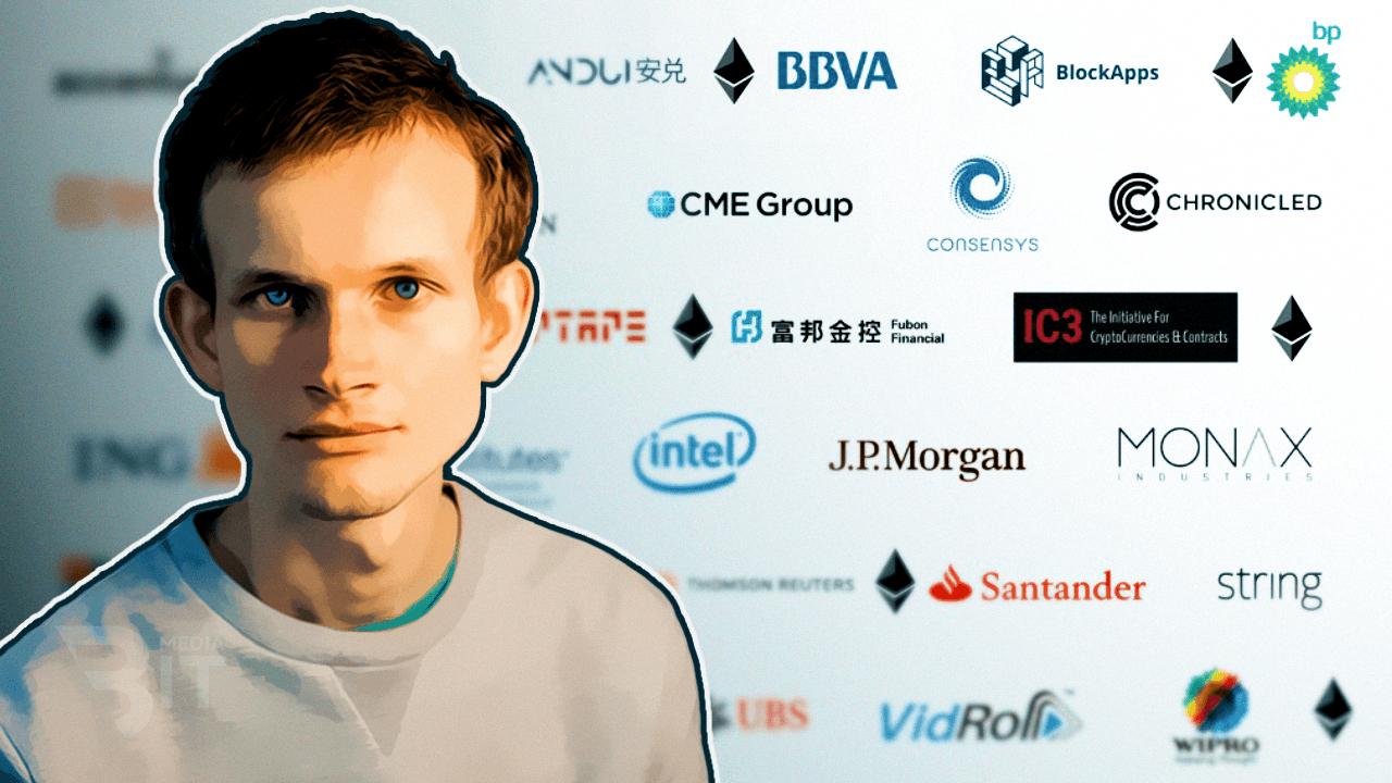 Создатель эфириума Виталик Бутерин вошел в топ-50 самых влиятельных людей