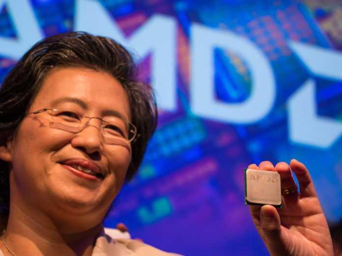 AMD с энтузиазмом смотрит на участие в развитии блокчейна