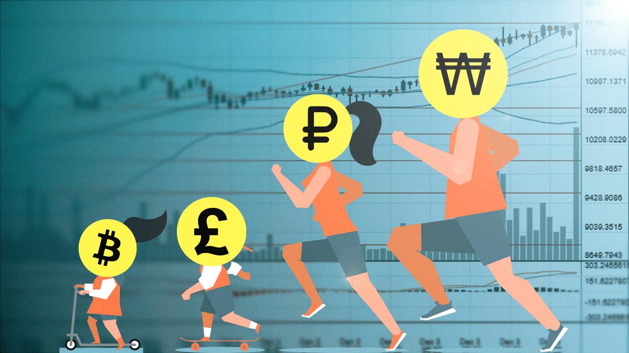 Биткоин – шестая по обращению мировая валюта