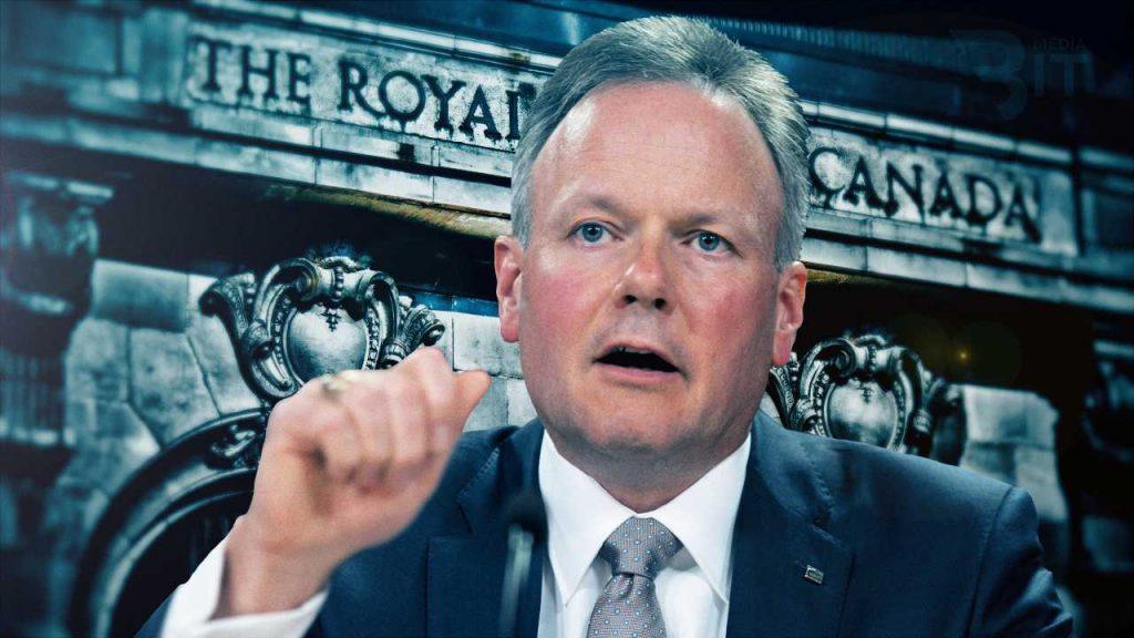 Банк Канады приравнял биткоин к азартным играм