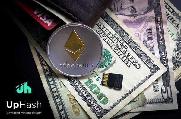 UpHash: как зарабатывать деньги на криптовалюте
