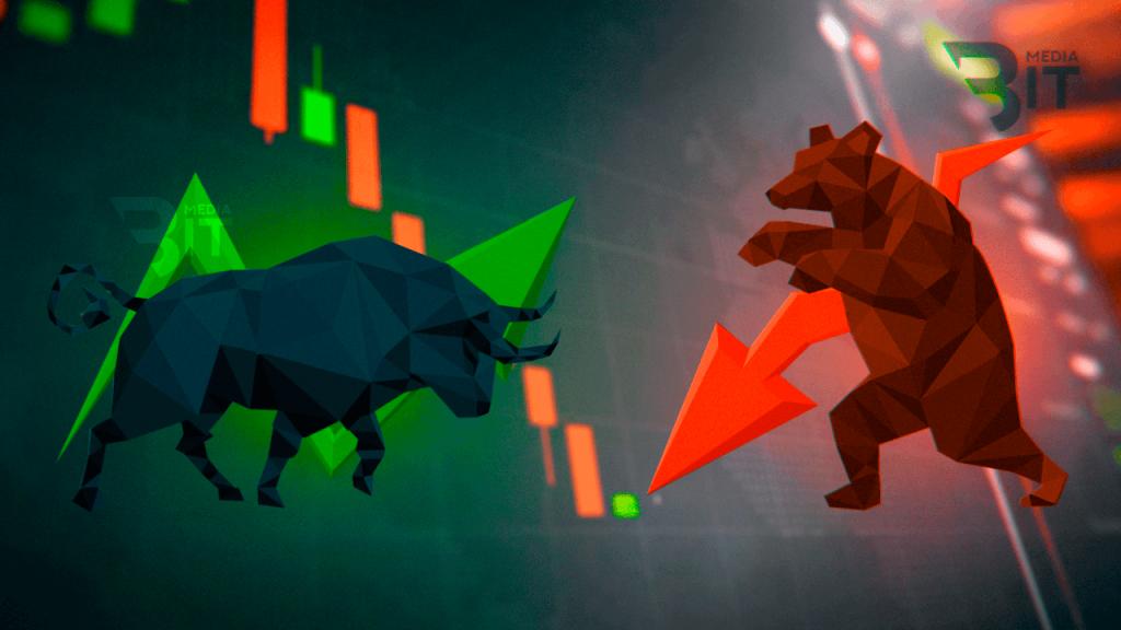 """Криптовалютный рынок возвращает """"зеленый окрас"""" после очередной коррекции"""