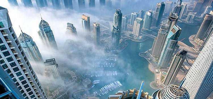 В Дубае продано 50 роскошных квартир за биткоины