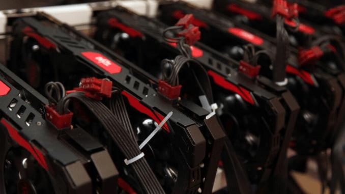 Майнинг на видеокартах AMD: плюсы и минусы