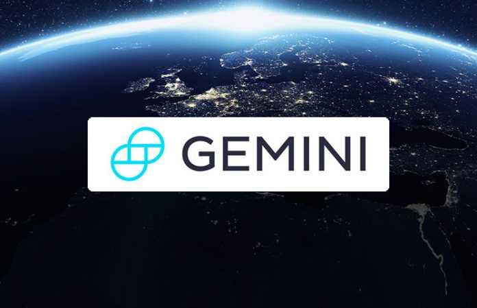 Биржа Gemini запустила мобильное приложение для трейдеров