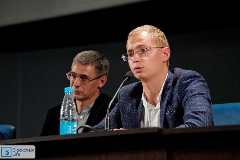 Интервью с Сергеем Хитровым, организатором и спикером Blockchain …