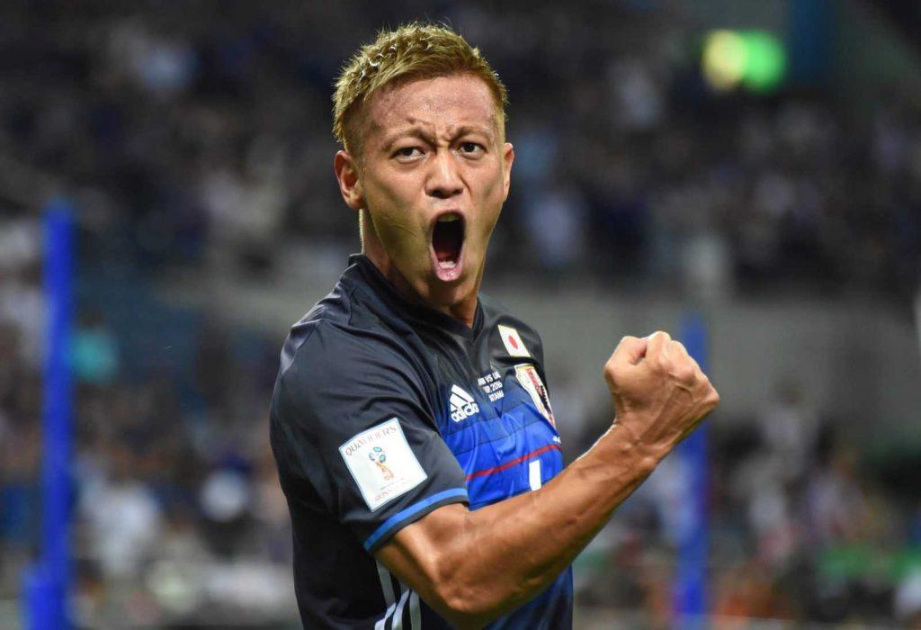 Японский футболист Кэйсукэ Хонда будет продвигать бренд Bitpo …