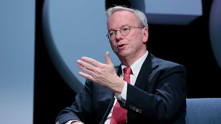 Бывший CEO Google: У Ethereum огромный потенциал