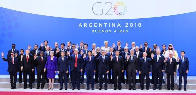 Лидеры G20 договорились о совместном регулировании рынка криптовалют