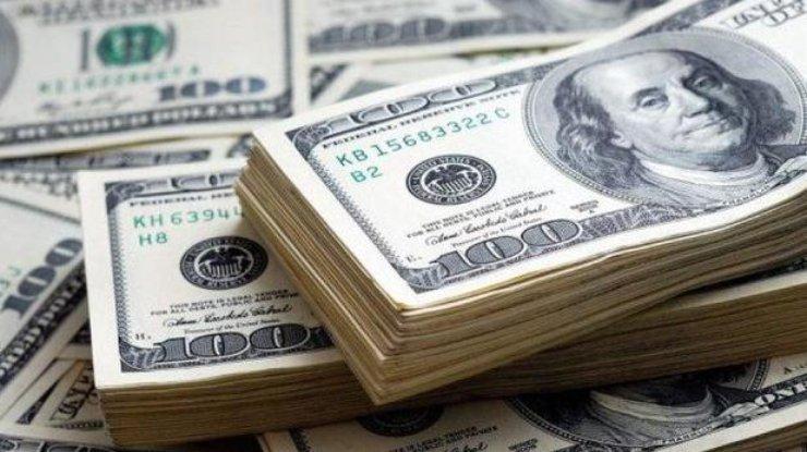 Доллар достиг минимальной доли в международных резервах