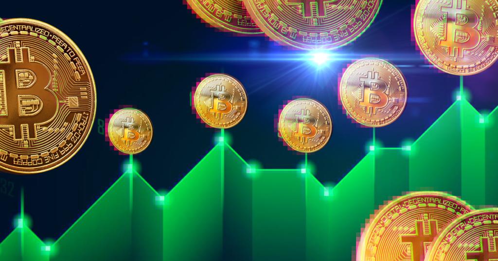 Bitcoin вырос до $57 тысяч. Как он к этому шел