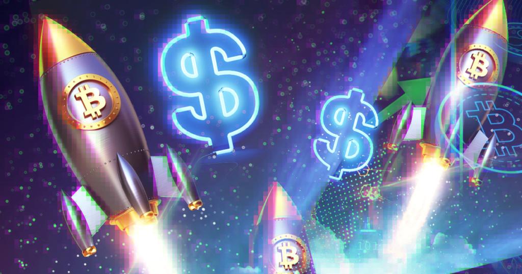 Цена биткоина впервые преодолела уровень $52 000