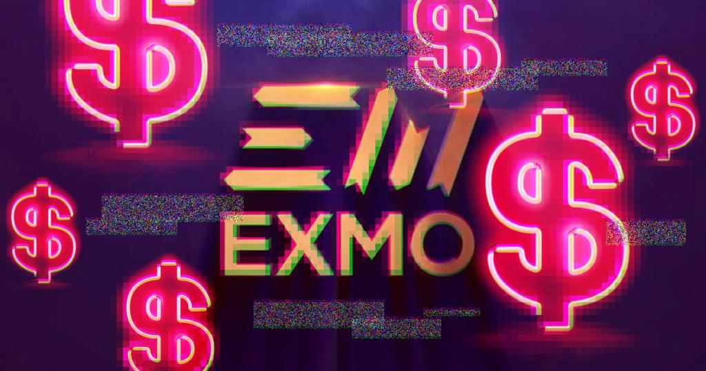 EXMO опять взломали