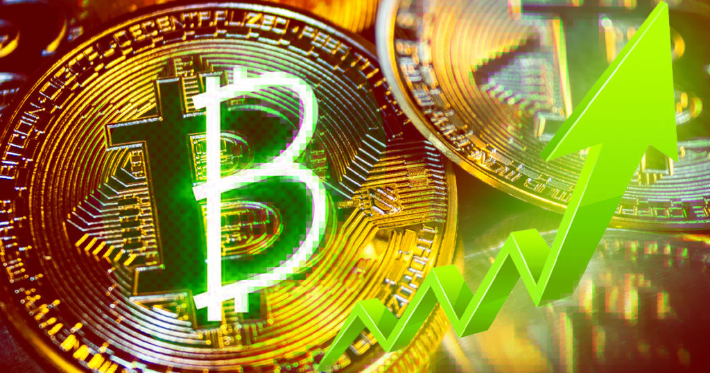 Рынок криптовалют на небывалом подъеме на фоне ралли биткои …