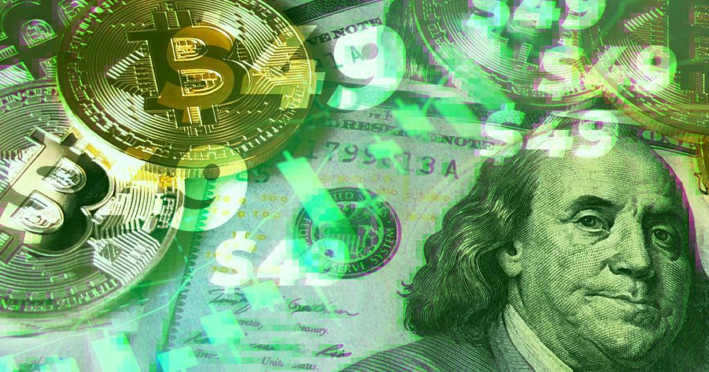 Bitcoin уже выше $49 тысяч