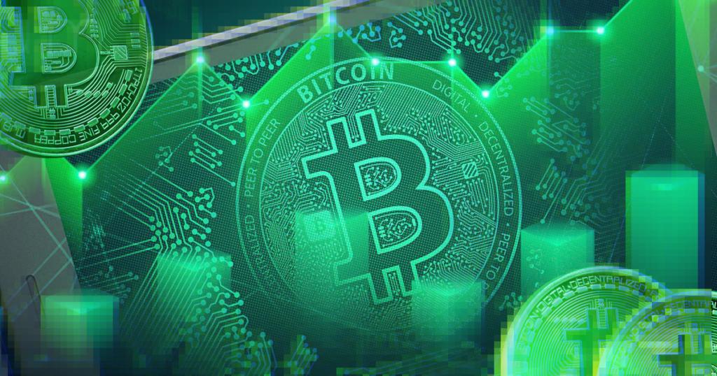 Самый прибыльный за все время первый квартал для Bitcoin