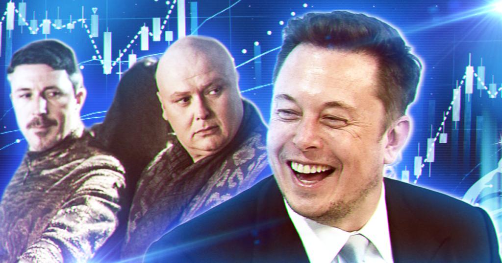 В компании Tesla появилась должность Master of Coin