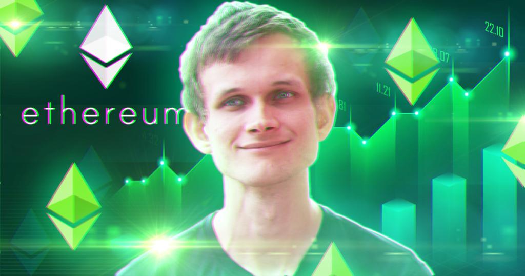 Сеть Ethereum за год обработала операции на $6.2 триллиона