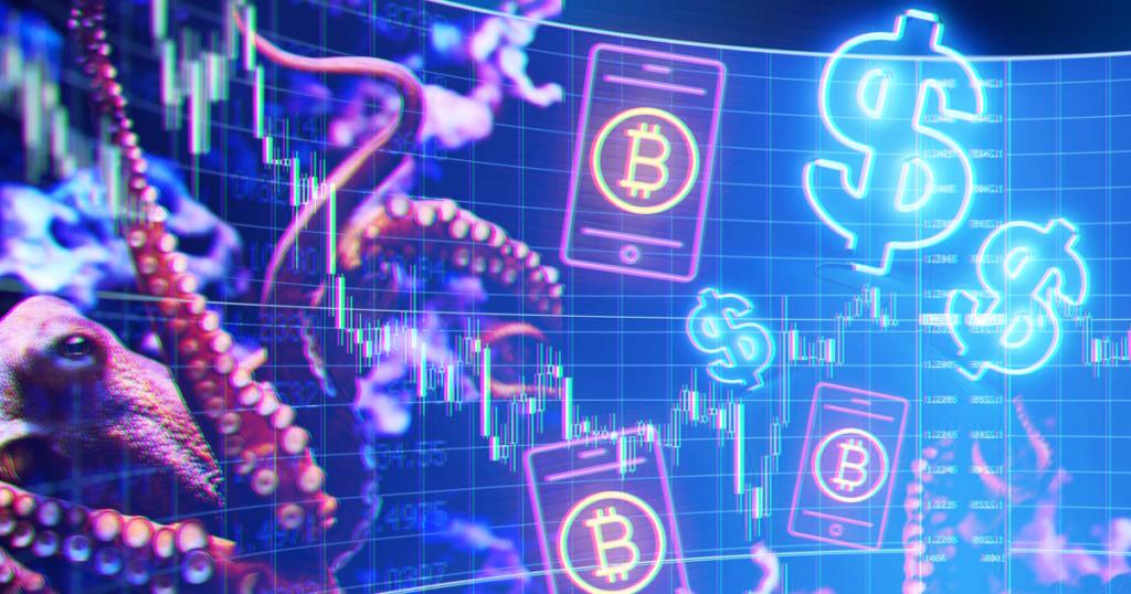 Криптобиржа Kraken хочет получить от инвесторов оценку в $20 млр …