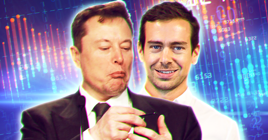 Джек Дорси и Илон Маск обсудят криптовалюты в июле на меропр …