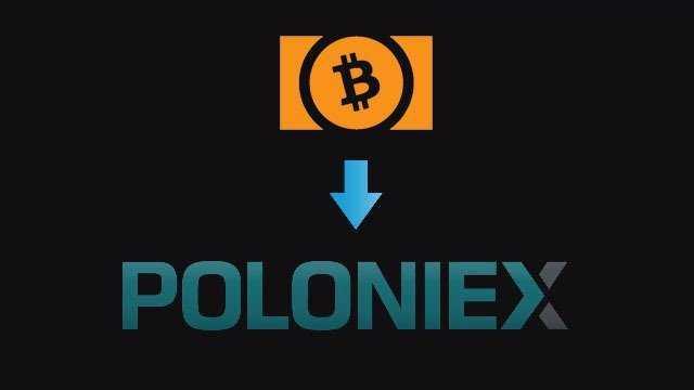 Poloniex отдаст Bitcoin Cash