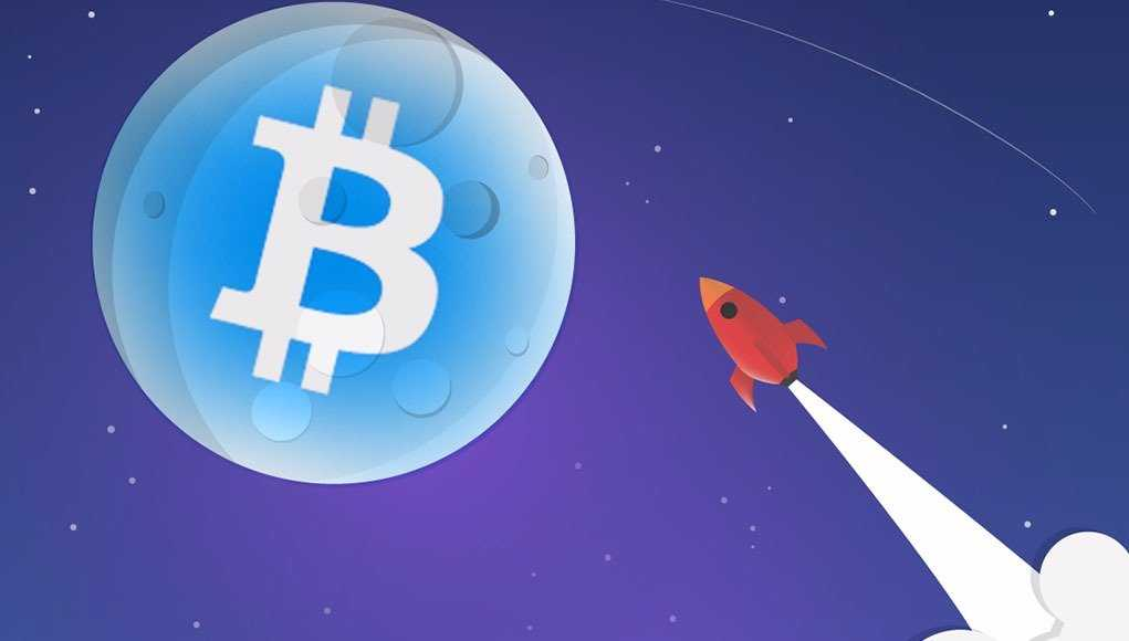 Курс биткоин бьет рекорды — to the moon!