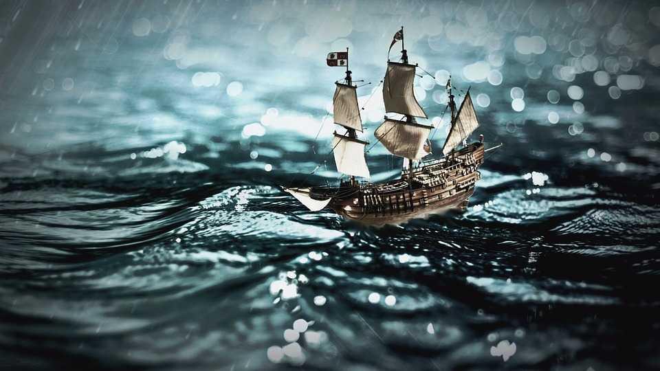 Морская страховка будет работать на блокчейне