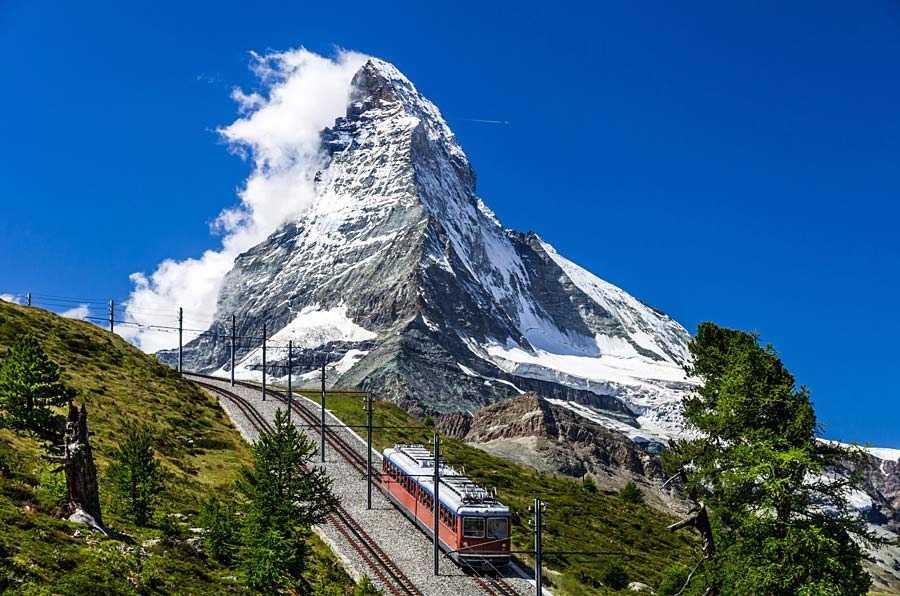 Крупная швейцарская компания создала проект с фокусом на блокчейне