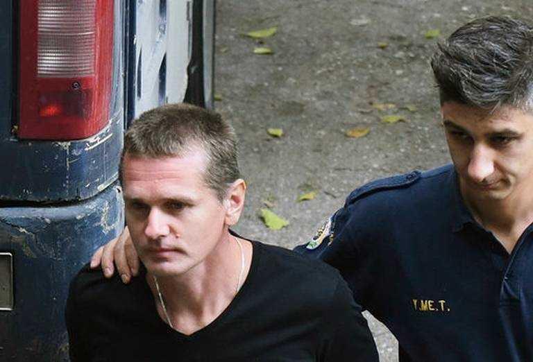 Суд Греции принял решение об экстрадиции Александра Винника