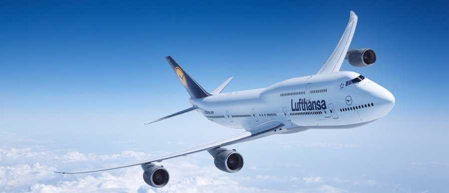 Сотрудничество авиакомпании Lufthansa и платформы путешествий Winding Tree