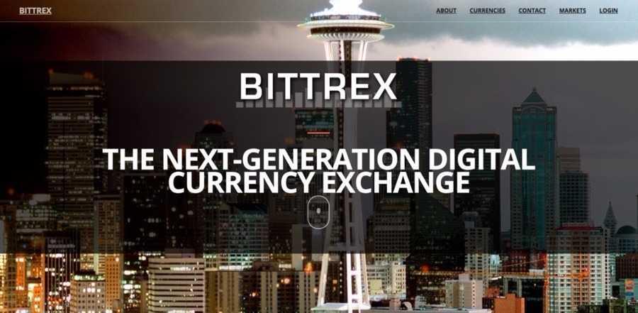 Bittrex предупреждает пользователей насчёт Bitcoin Gold
