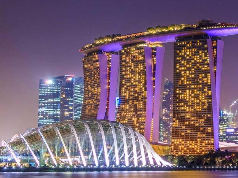 Сингапур не будет напрямую регулировать криптовалюты