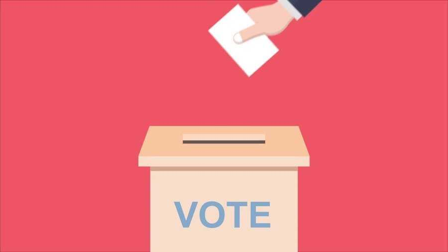 Блокчейн-выборы на Украине