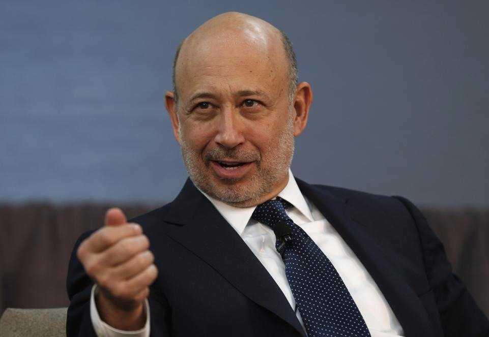 Исполнительный директор Goldman Sachs открыто относится к крпитовалютам