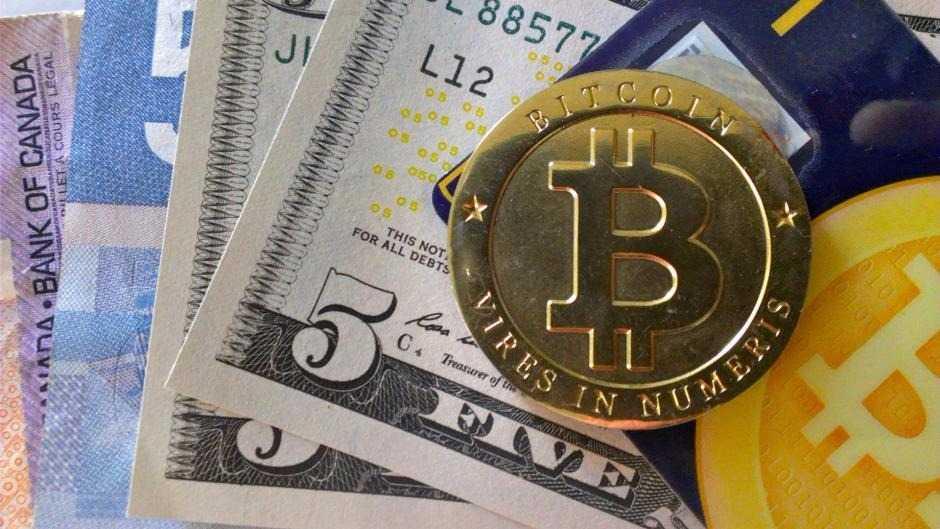 """Запрос """"Купить биткоин"""" более популярен в Google чем """"Купить золото"""""""
