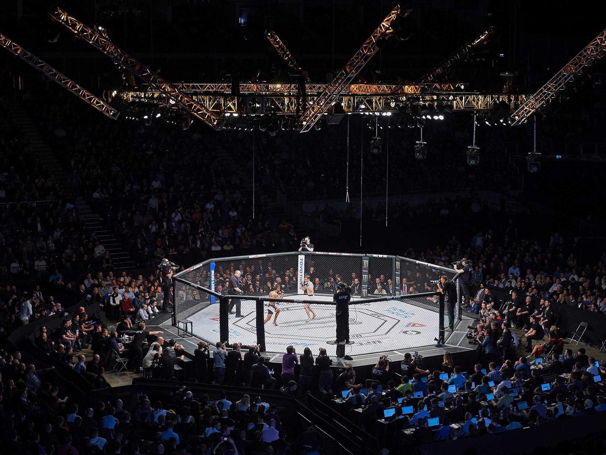 На сайте UFC обнаружили скрипт для майнинга Monero